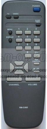 JVC RM-C495
