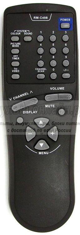 JVC RM-C498