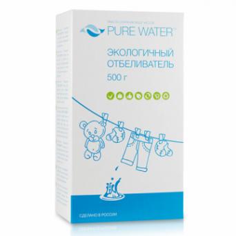 Pure Water - Экологичный отбеливатель 500 г