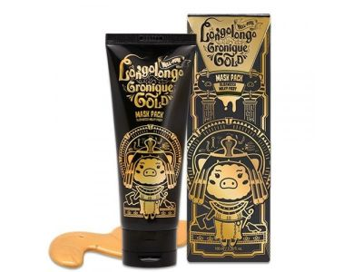 Elizavecca Hell-Pore Маска-пленка золотая Hell-Pore Longolongo Gronique Gold Mask Pack 100мл