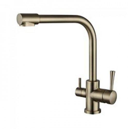 KAISER Merkur 26044-3 Bronze Смеситель для кухни под фильтр однорычажный