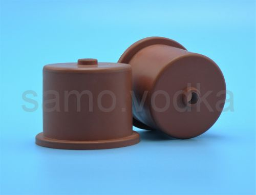 Пробка - колпачок резиновая, 60 мм