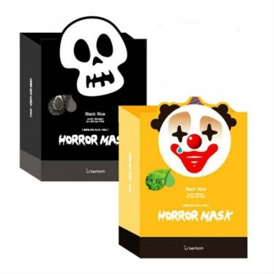 Маска тканевая BERRISOM Horror mask series 25мл