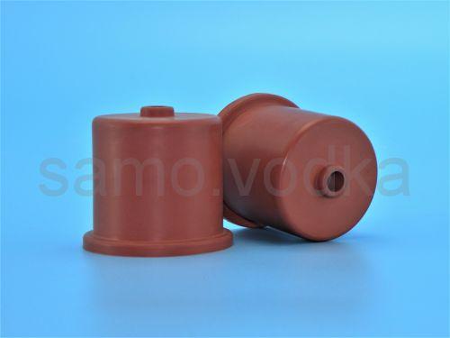 Пробка - колпачок резиновая, 50 мм