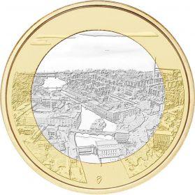 Пороги таммеркоски 5 евро Финляндия 2018