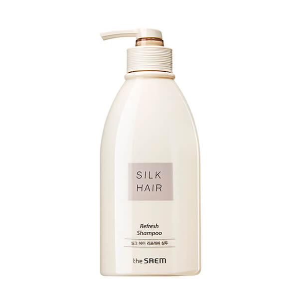 ЛИКВИДАЦИЯ! THE SAEM SILK HAIR Шампунь для волос освежающий Silk Hair Refresh Shampoo 320мл