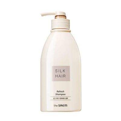 THE SAEM SILK HAIR Шампунь для волос освежающий Silk Hair Refresh Shampoo 320мл