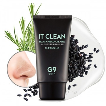 Очищающий гель BERRISOM G9 It Clean Blackhead Oil Gel  50мл