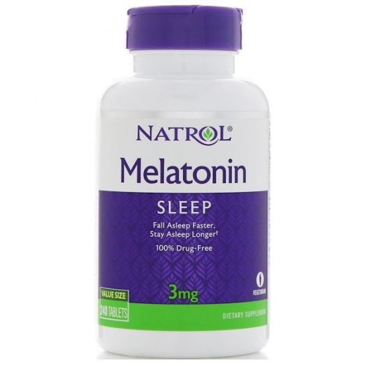 Natrol - Melatonin 3 mg