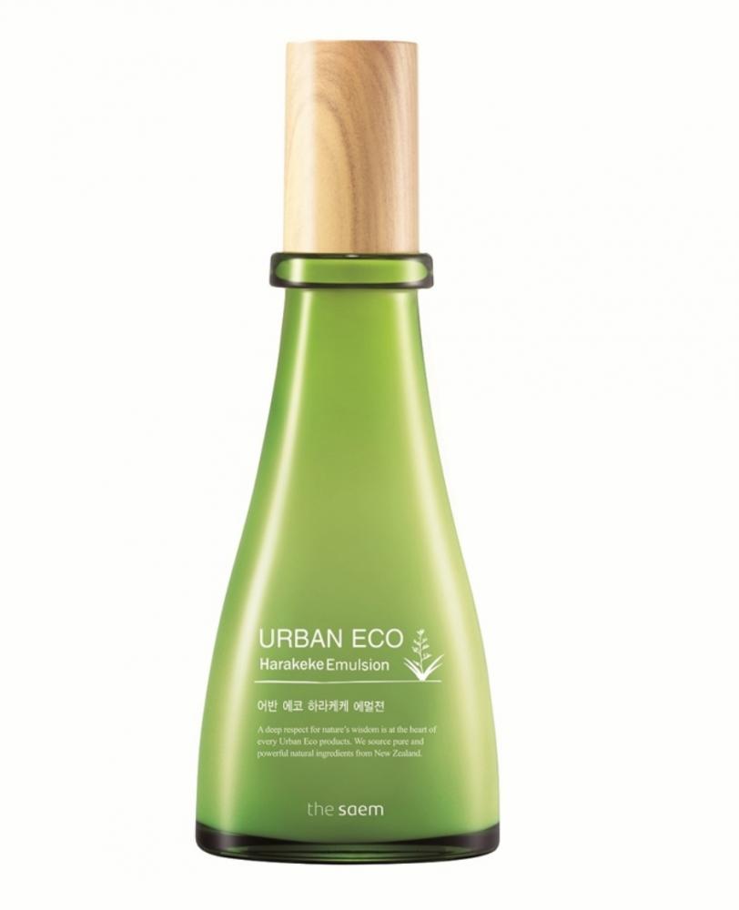 Корейская питательная эмульсия с экстрактом новозеландского льна Urban Eco Harakeke Emulsion EX Saem