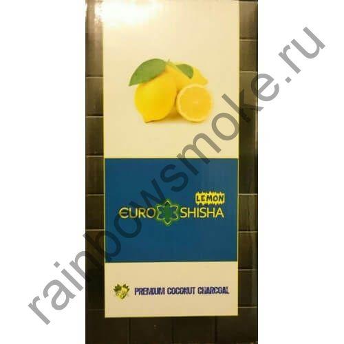 Уголь кокосовый для кальяна Euro Shisha Lemon (96шт)