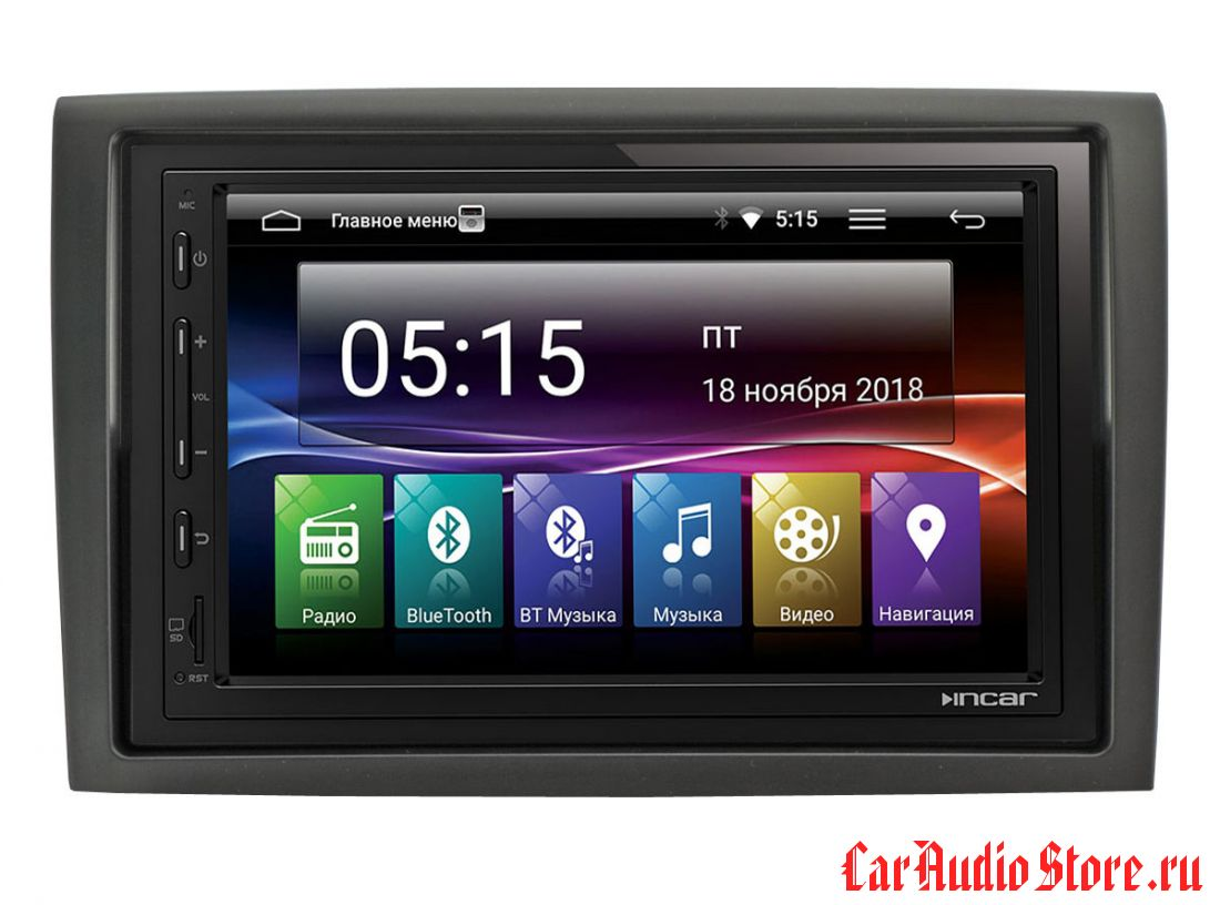 INCAR 87-2303 Peugeot Boxer Android 7.0