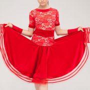 эксклюзивное платье для танцев купить с примеркой