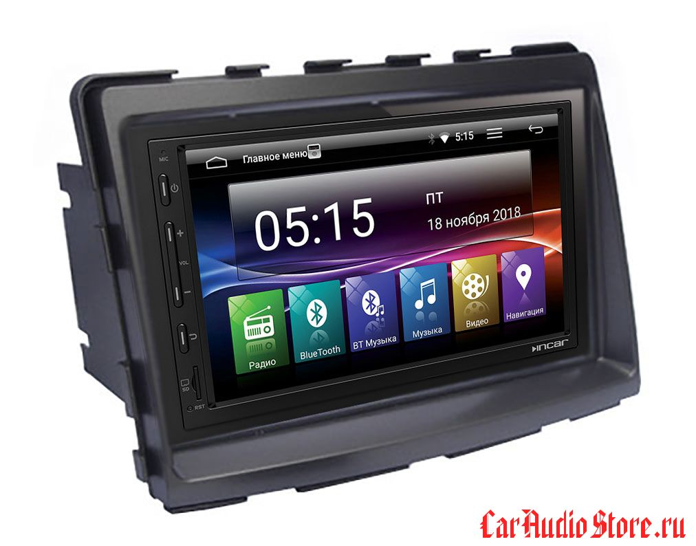 INCAR 87-7705 SsangYong Stavic 14+ Android 7