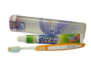Clio Зубная паста New Portable Sense R + Expert Toothpaste