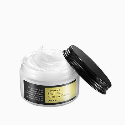 Крем для лица с фильтратом улитки  COSRX Advanced Snail 92 All in one Cream