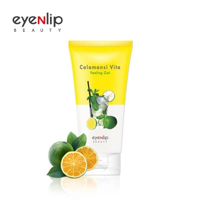 EYENLIP Гель-скатка The Saem Calamansi VITA PEELING GEL 120ml 120мл