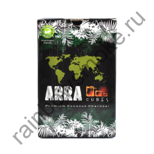 Уголь кокосовый для кальяна Arra Cubes (96шт)