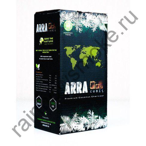 Уголь кокосовый для кальяна Arra Cubes (72шт)
