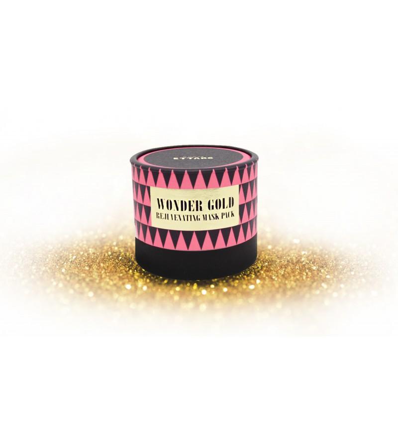 ETTANG  Маска для лица  омолаживающая с золотом Wonder Gold Rejuvenating Mask Pack 50гр