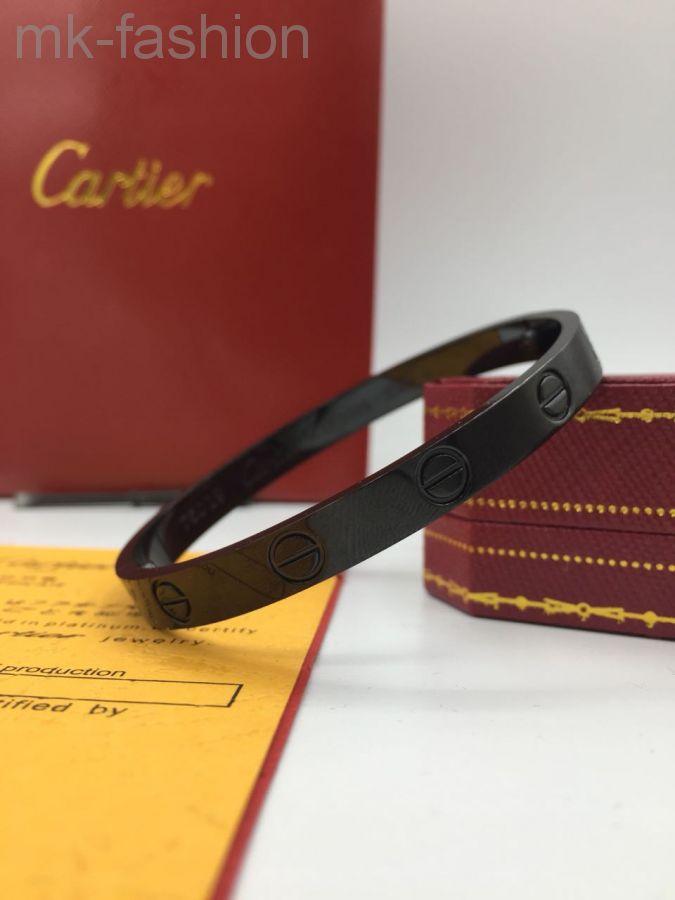 Cartier Love черный