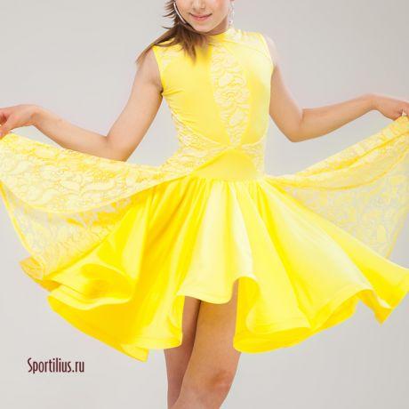 """Платье для бальных танцев """"Афина"""""""