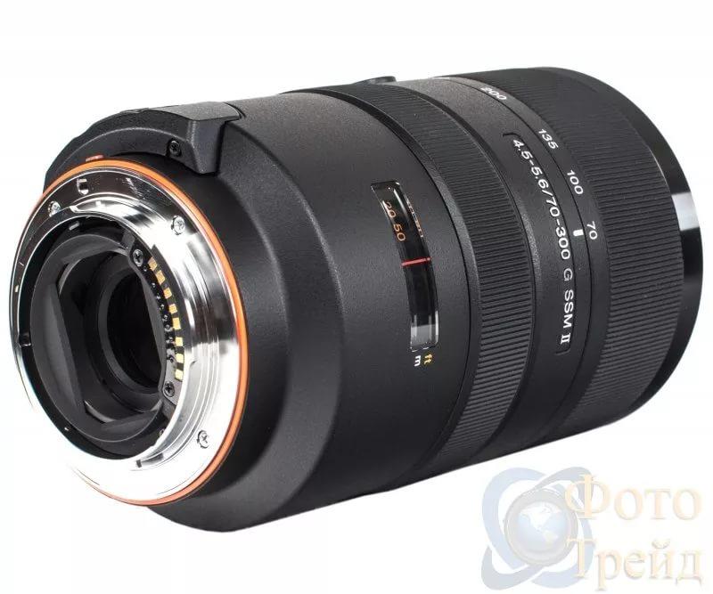 Sony SEL-70300G FE 70-300mm F4.5-5.6 G OSS