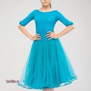 бирюзовое рейтинговое платье с доставкой в любой город