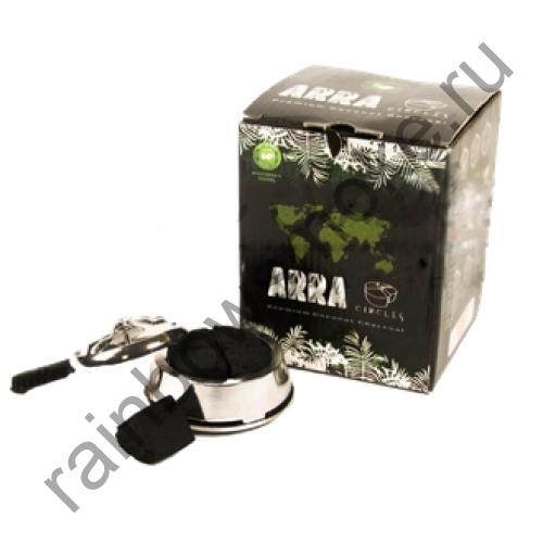Уголь кокосовый для кальяна Arra Cubes Kaloud (80шт)