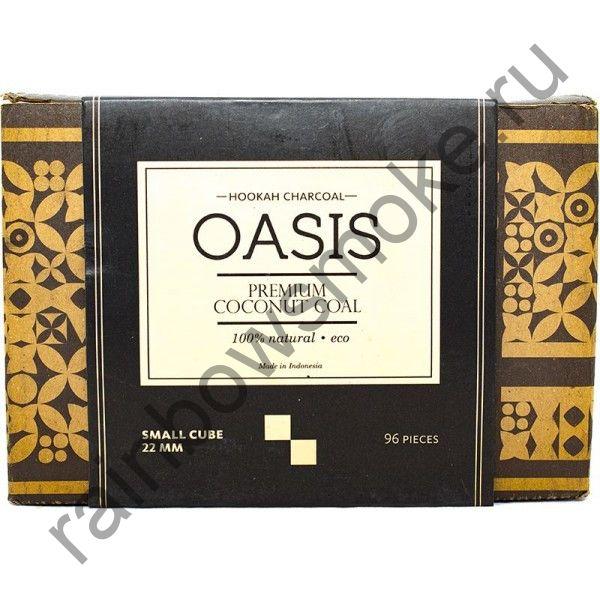 Уголь кокосовый для кальяна Oasis Standart (96шт)