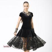 Платье для бальных танцев Винтаж