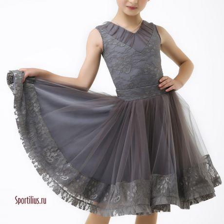 пошив платьев для бальных танцев под заказ