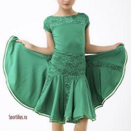 """Платье для спортивных танцев """"Арка"""""""
