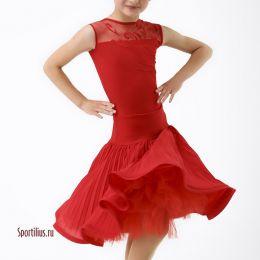 """Платье для спортивных танцев """"Авеню"""""""