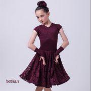 бальное рейтинговое платье Азалия