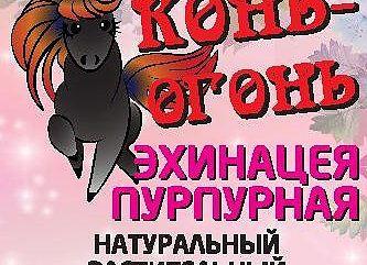 "Сироп ""Эхинацея Пурпурная"" 1 л., 5л. Богатырские корма"