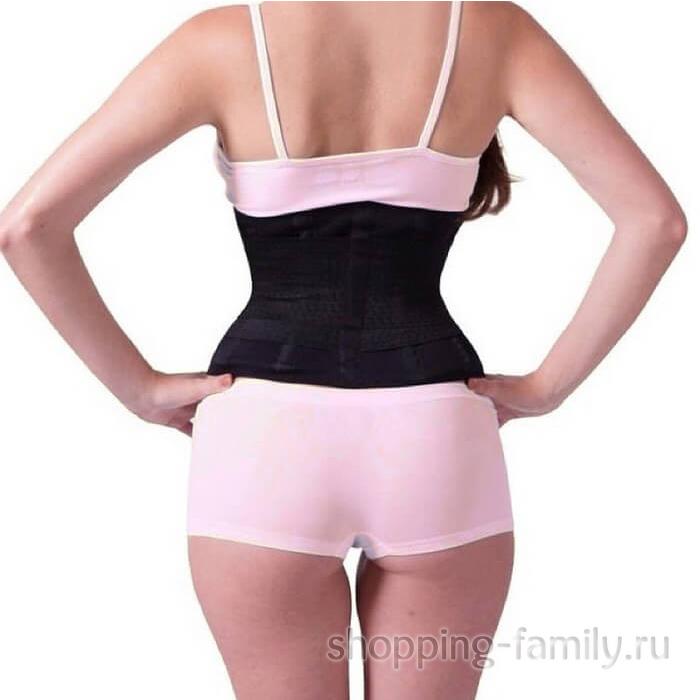 """Пояс для формирования фигуры и похудения """"Miss belt"""""""