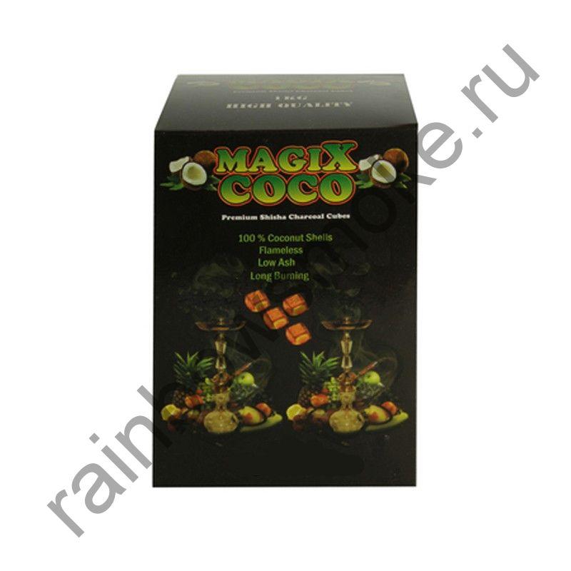 Уголь для кальяна Magix Coco (72шт)