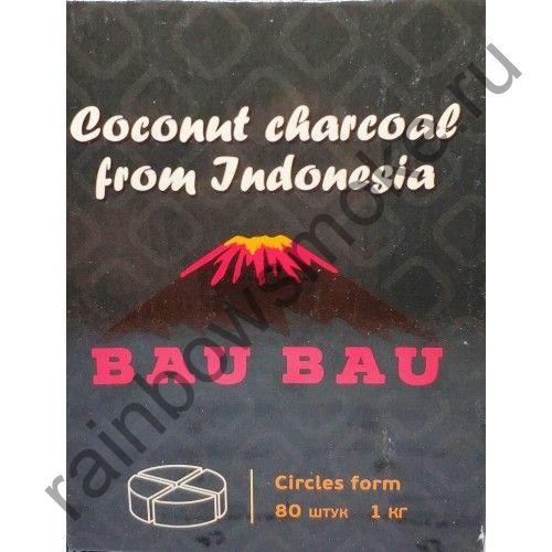 Кокосовый уголь BAU BAU Kaloud (80шт)