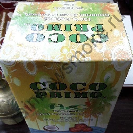 Уголь для кальяна Coco Primo (72шт)