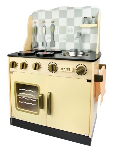 Кухня деревянная ВИНТАЖ 102/243001 с ящиком