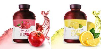 Маска для лица тканевая A'PIEU Fruit Vinegar Sheet Mask