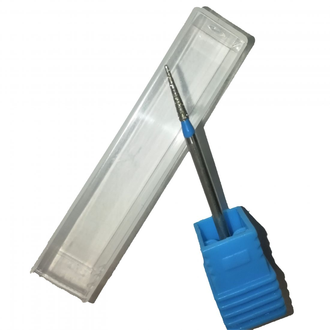 Алмазная фреза игла синяя  (2 мм) Арт. 73
