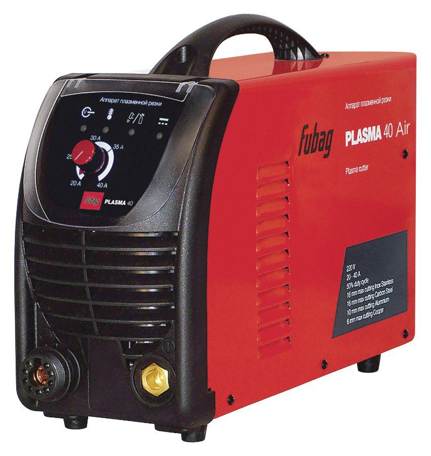 Аппарат плазменной резки FUBAG PLASMA 40 Air