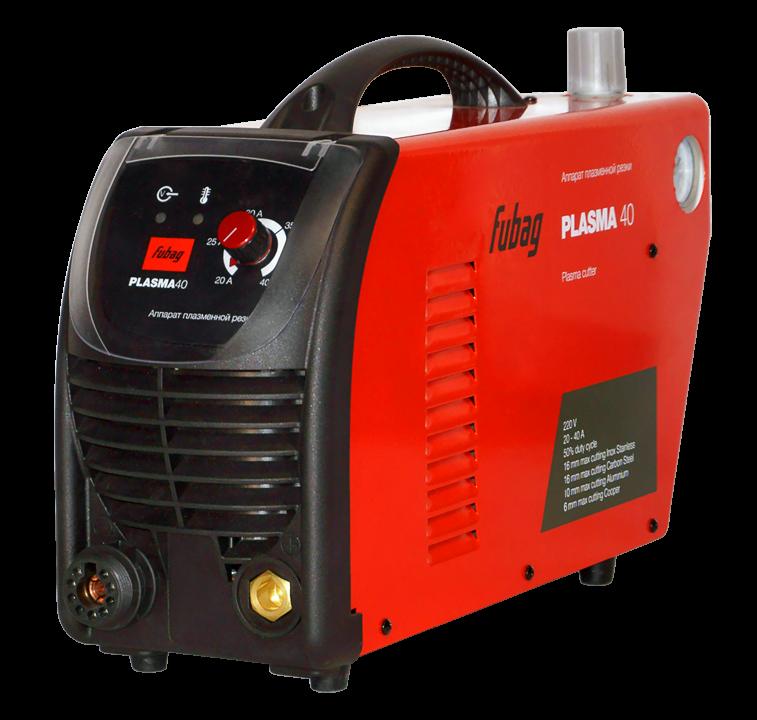Аппарат плазменной резки FUBAG PLASMA 40