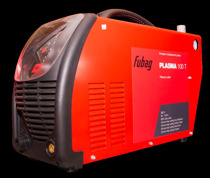 Аппарат плазменной резки FUBAG PLASMA 100 T