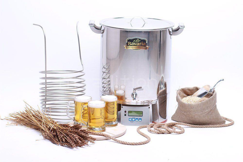 Домашняя пивоварня Бавария (Bavaria) 50л бак/30л сусло