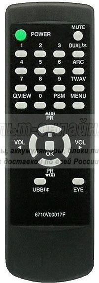 LG 6710V00017F