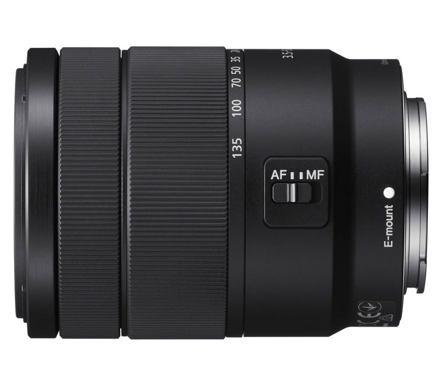 Sony FE 18-135mm F3.5-5.6 OSS