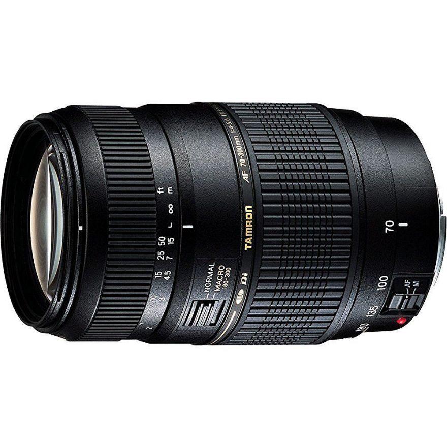 Tamron AF 70-300mm f/4-5.6 Di LD MACRO 1:2 (A17) Canon EF